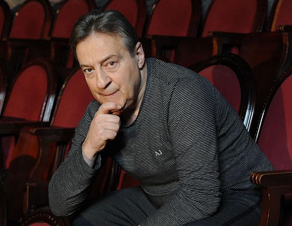 Геннадий Хазанов о кино, театре, семье и браке