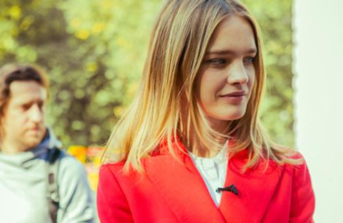 Наталья Водянова открыла лекотеку в Твери