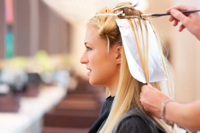 мелирование на тонкие волосы