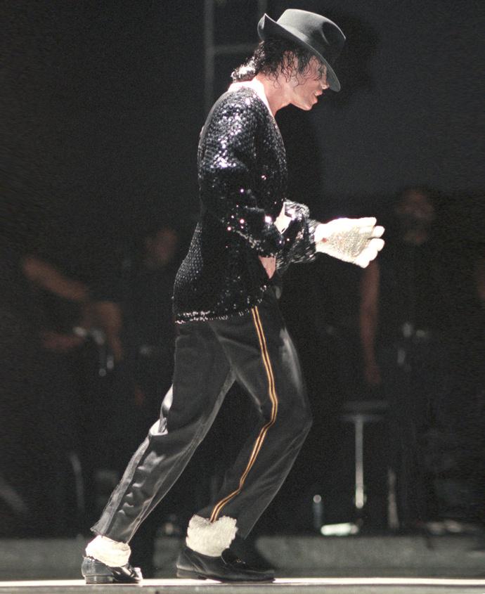 Лунная походка Майкла Джексона