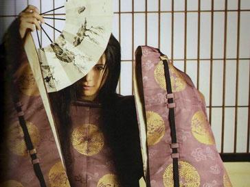Япоские гейши использовали опасную для жизни косметику