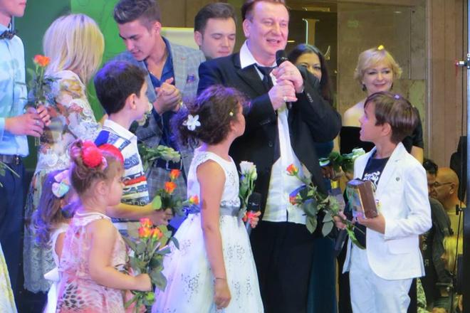 Сергей Пенкин в своей вокальной школе