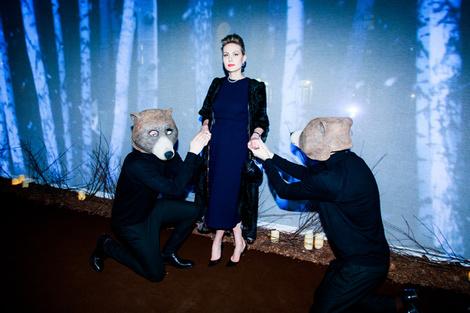 В Москве открылся один из самых больших бутиков Hermès в мире | галерея [2] фото [8]