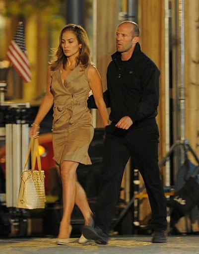 Дженнифер Лопес (Jennifer Lopez) и Джейсон Стэтхем (Jason Statham)