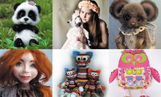 30 лучших игрушек ручной работы от мастеров Волгограда