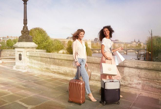 Как выбрать идеальный чемодан для путешествий