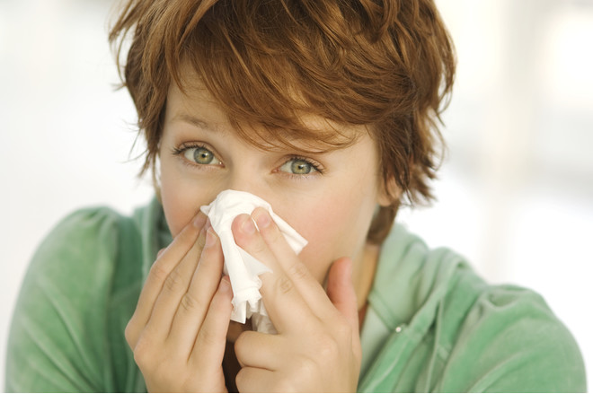 шелушится кожа на носу