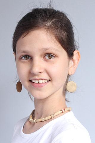 Софья Валек, «Топ модель по-детски-2016», фото