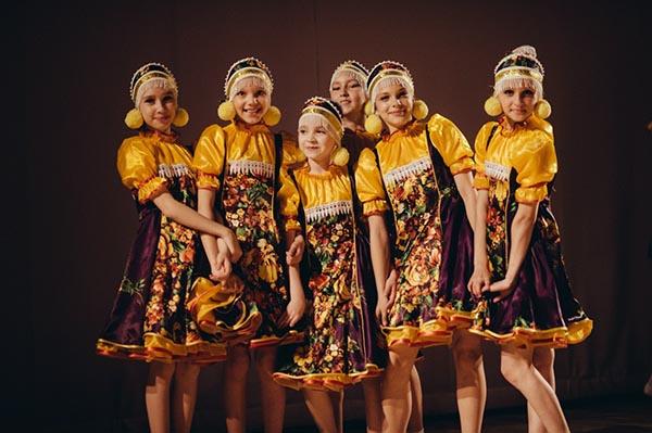 Ансамбль танца «Солнышко»