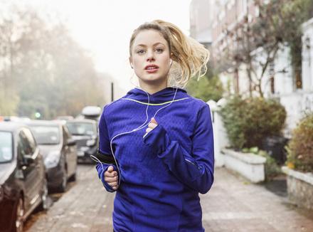 Необычное свойство бега: как поумнеть за 40 минут