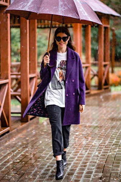 Модное пальто осень-2018: фото