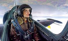 Саратовская красавица стала первым «комментатором в воздухе»