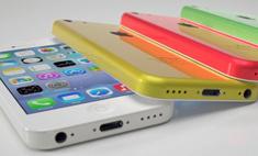 Новые iPhone 5s и 5с представлены публике