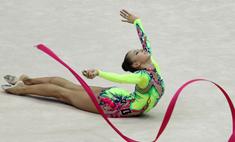 Дарья Дмитриева стала чемпионкой мира в упражнении с лентой