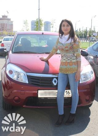 Автоледи Казани 2015