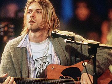 Курт Кобейн (Kurt Cobain) ушел из жизни 17 лет назад