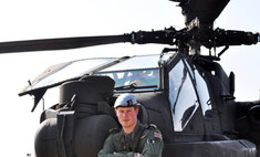 Принц Гарри хочет продолжить службу в Афганистане