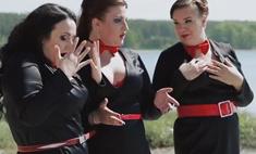 Лето в Новосибирске: Топ-10 самых жарких видеороликов