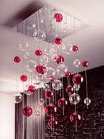 Подвесной светильник шар