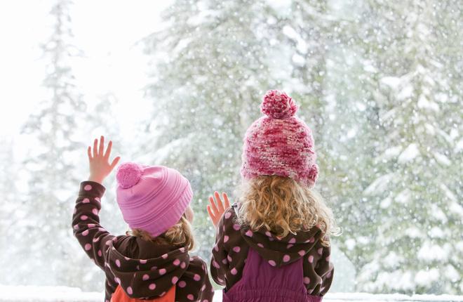 При какой температуре детям можно не ходить в школу