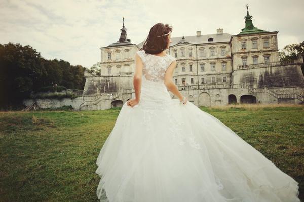 Свадебный подъюбник