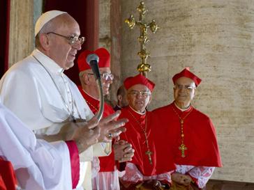 Новый Папа римский взял себе имя Франциск I