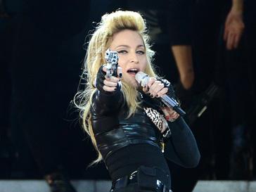Мадонна (Madonna) в Москве