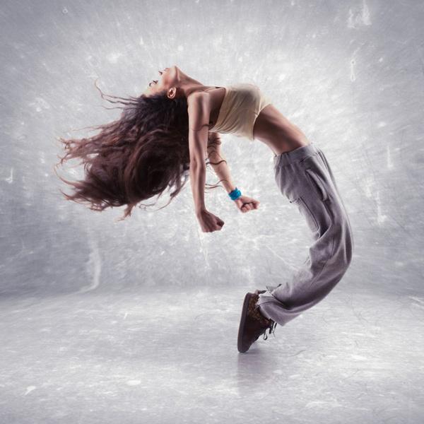 Уроки танцев для похудения