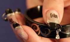 Джон Гальяно создал новый тренд в дизайне ногтей