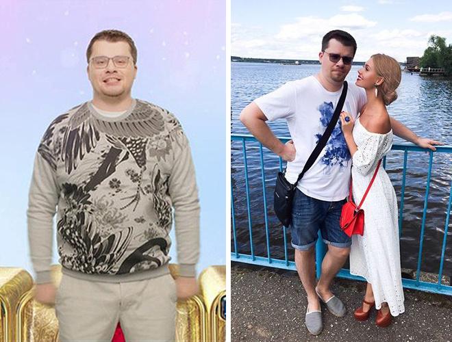 Гарик Харламов похудел, фото