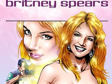 Бритни Спирс (Britney Spears) в комиксах