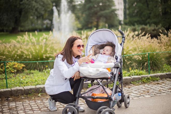 Что нужно для прогулки с ребенком