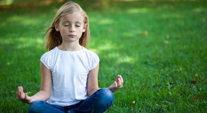 Медитация для детей: 3 упражнения на каждый день