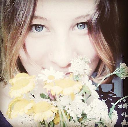 Юстина Оленина, необычные имена, фото