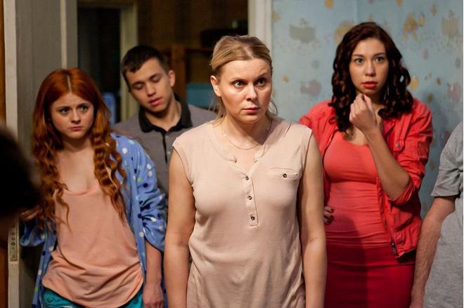 ТНТ и «Дом.ru» покажут новый комедийный сериал «Ольга»