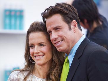 Джон Траволта (John Travolta) и Келли Престон (Kelly Preston)