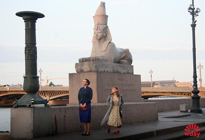 Юлия Пересильд в роли Гурченко: первые кадры со съемок