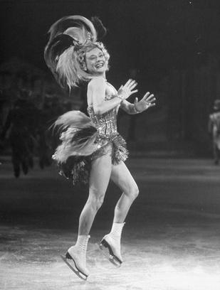 Соня Хени, олимпиада