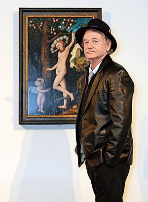 Билл Мюррей, Охотники за сокровищами