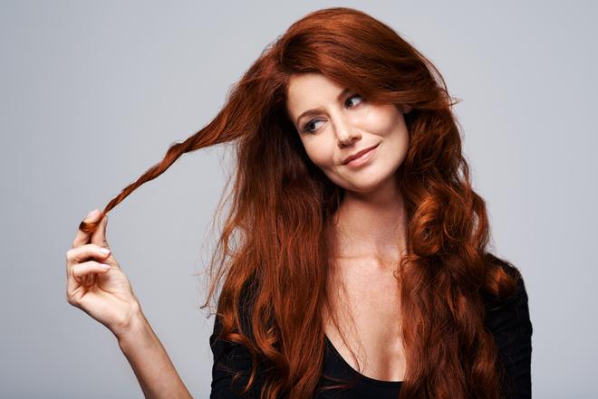 Как поднять волосы у корней