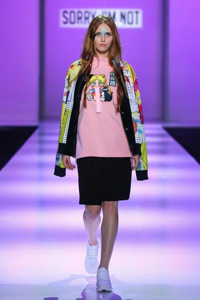 Молодые дизайнеры на Неделе моды в Москве | галерея [4] фото [7]