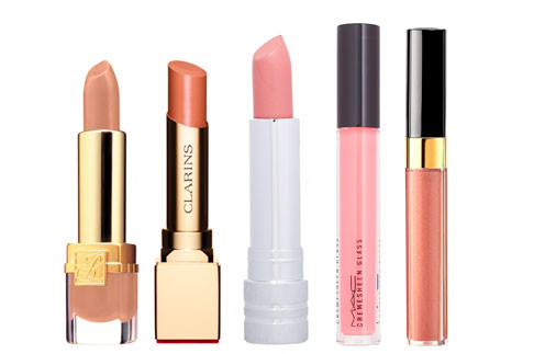 MAC, Chanel, Estee Lauder, Clarins, Clinique