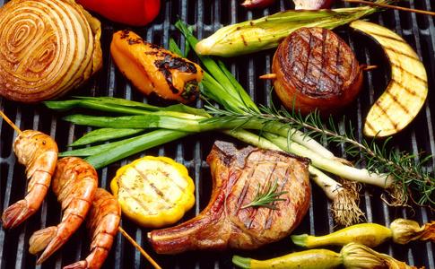 Шашлык, гриль, барбекю: самые вкусные рецепты
