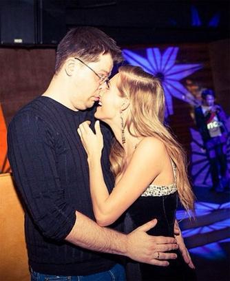 Кристина Асмус и Харламов: фото
