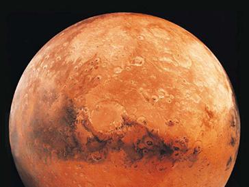 На Марсе, по мнению ученого, была естественная АЭС