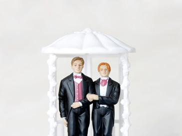 В Германии состоялась однополая свадьба