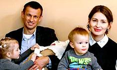 Не только Роналду: тренер «Зенита» Семак удочерил больную девочку