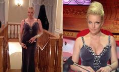 Светский выход: Анастасия Волочкова блеснула на балу