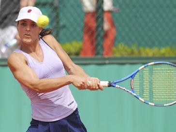 Анастасия Павлюченкова успешно выступает на Кубке Федерации