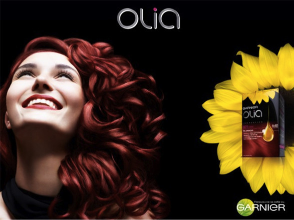 Крем-краска для волос Olia от Garnier